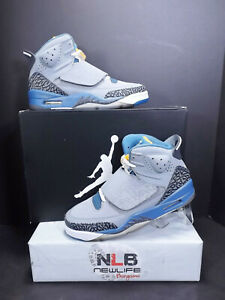 premium selection a9007 87c90 Image is loading Nike-Air-Jordan-Son-Of-Mars-Stealth-White-