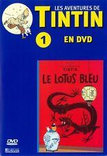 Les Aventures de Tintin - Le Lotus Bleu - Vol. 1 -DVD
