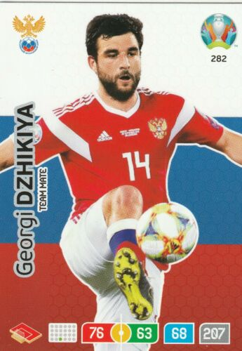 RUSSIE CARTE PANINI FOOT ADRENALYN XL EURO 2020 RUSSIA a choisir