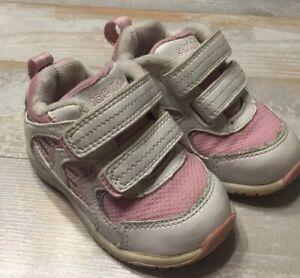 STRIDE RITE TODDLER Baby girls Shoes 4