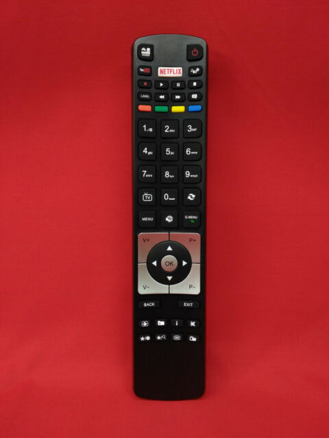 MANDO A DISTANCIA ORIGINAL TV FINLUX  // FIN42PREMBK (2ª Versión)