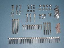 YAMAHA XS 650 XS650 VA A2 Edelstahl Motor Schraubensatz V2A engine bolts set