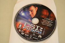 CSI Miami First Season 1 Disc 3 Replacement DVD Disc Only
