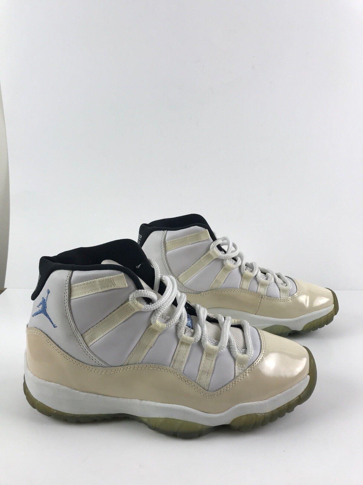 e5fe7c525c5 1996 Nike Air Jordan XI 11 Columbia Vintage 130245-141 DS nunca usado  130245-141 Vintage tamaño 9