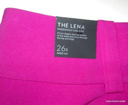 Pantalon Large Plus Pantalon Jambe 4x 26 Lane Curvy Reg Large Nwt Femmes La Bryant Lena pwxCq0