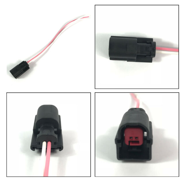Ford Extension Wiring Plug Harness Loom 2 Pin Connector