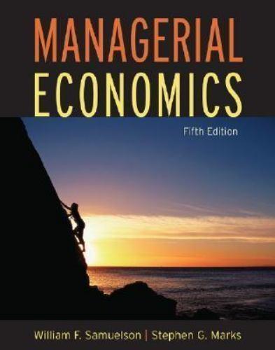 Managerial Economics-ExLibrary