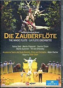 Mozart Die Zauberflote DVD NEW Magic Flute Teatro Alla Scala Fatma Said