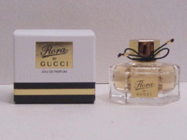 e4ca2819baa Flora by Gucci Eau De Parfum 0.16 Oz   5 Ml Mini Women Perfume for ...