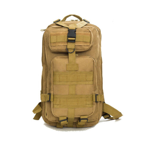 New Style Tactical Pack Sport Backpack Bag Camping Travel Bag Military Day Packs