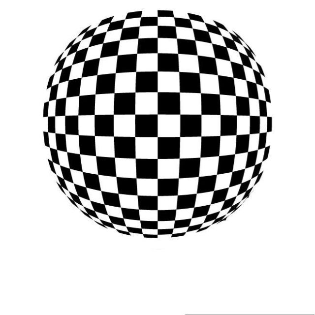 OPTICAL ILLUSION SPHERE CAR DECAL STICKER