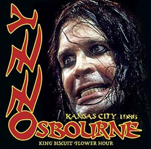 CD-OZZY-OSBOURNE-Kansas-City-1986-King-Biscuit-Flower-Hour-NEW