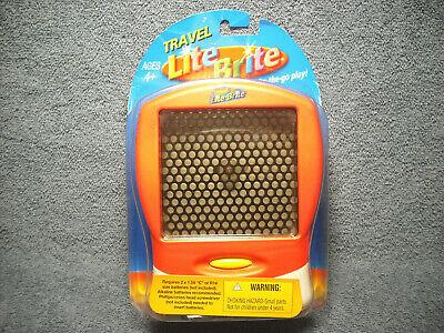 Travel Lite Brite Hasbro