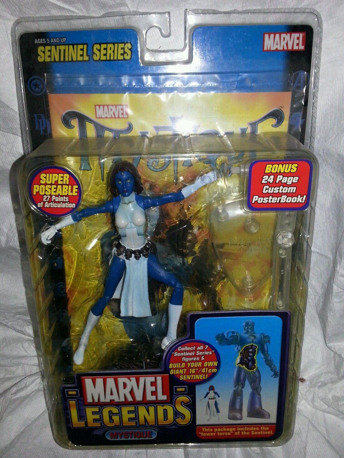 Marvel - legenden sentinel - serie mystique