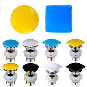 neu waschtisch ablaufgarnitur push up pop up abfluss ablauf waschbecken st psel. Black Bedroom Furniture Sets. Home Design Ideas