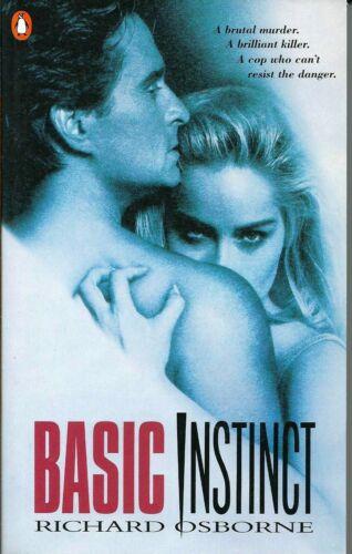 1 of 1 - BASIC INSTINCT by Richard Osborne