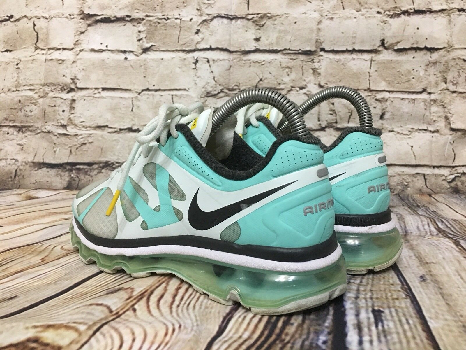 NIKE Women's Women's Women's AIR MAX + 2012 LIVESTRONG RUNNING SHOES SIZE 5.5 Limited Edition cc77c1