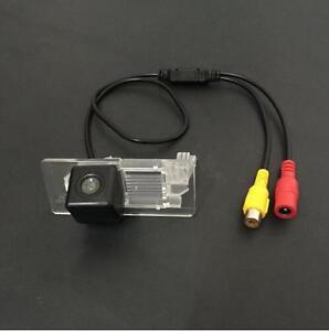 Car Rear Parking Reverse Camera For Skoda Octavia III A7 (Typ 5E) MK3 2013~2017