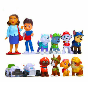 12pcs-Set-Cartoon-Rescue-Dog-Action-Figure-Model-Toys-Anime-Child-kids-Gift