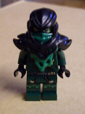 Lego Ninja Ninjago - Evil Green Ninja ( Figur grün böse Helm ) Neu