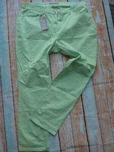 Ashley-Brooke-Jeans-Trousers-Green-Size-50-short-25-770