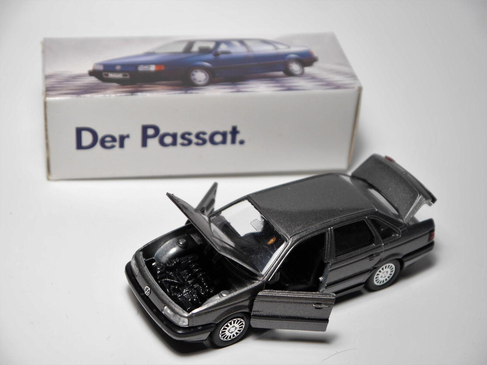 VW Passat 35i limousine gris grisE gris METALLIC, SCHABAK 1 43 Dealer avec erreur