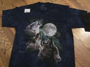 "5X /""Blood Moon/"" The Mountain Classic T-Shirt S"