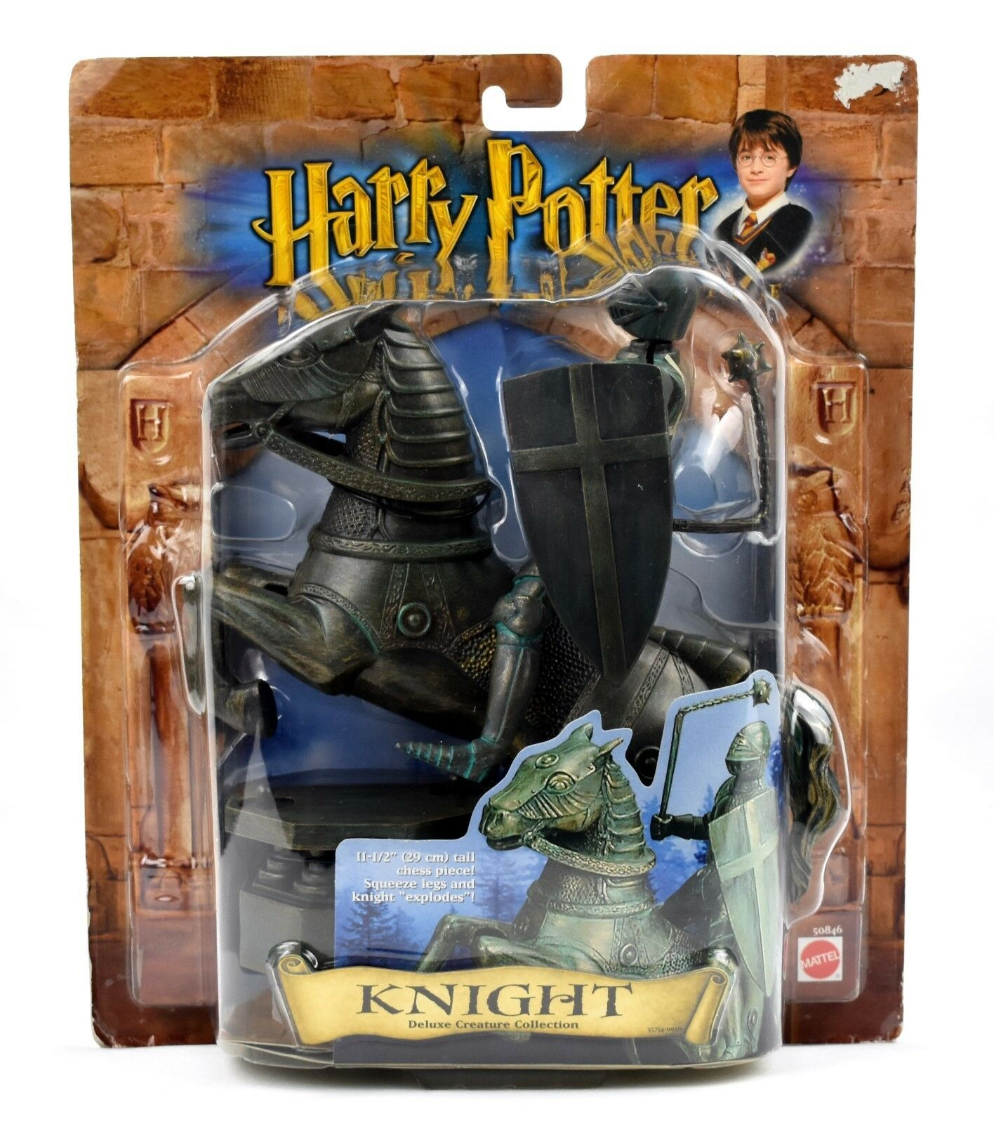 Harry Potter and The Sorcerer's Stone - Knight Deluxe Creature Action Figure