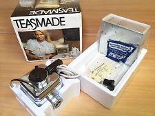 Goblin Teasmade 853 Rare 1970s - Global Shipping Unused Vintage Tea Maker