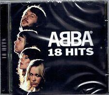 CD - ABBA - 18 Hits