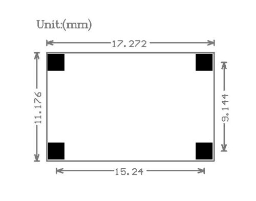 5pcs DC-DC Buck Step Down Voltage Regulator Mini Module 3.3V 5V 6V 9V 12V 3A