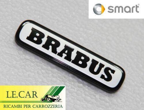 FREGIO SCRITTA BRABUS GRIGLIA RADIATORE SMART FORTWO 451 MY12 4//2012 /> 10//2014