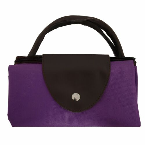 Fashion Women Oxford Handbags Shopping Shoulder Bags Ladies Designer Foldable