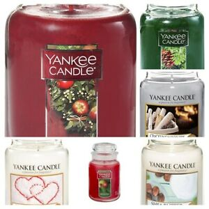 Yankee Candle Snow In Love Grosses Glas 623 g