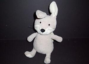 "12"" Jellycat Medium Noodles Bunny Plush Stuffed Animal Lovey Toy"