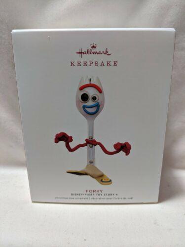 2019 Hallmark Keepsake Ornament Forky Toy Story 4