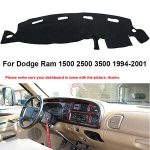 Image Is Loading Dash Mat For 1998 2001 Dodge Ram 1500
