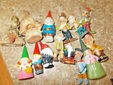 FAIRY GARDEN MINIATURE Gardening Gnome Figurine NEW #D161512 CUTE