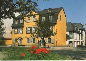 AK-Ansichtskarte-Weimar-Schillerhaus