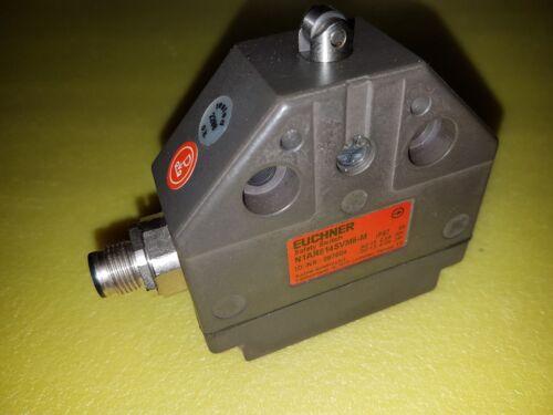 087604 Sicherheitsschalter  used Euchner Safety Switch  N1AR514SVM5-M ID.-NR.