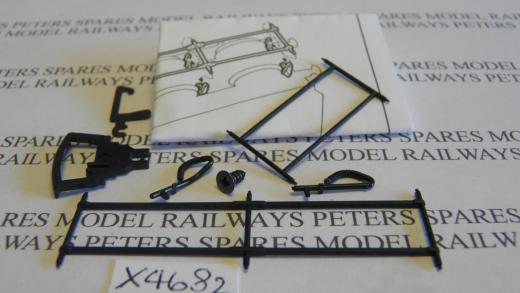 Hornby X6357 Class B1 Accessory Bag