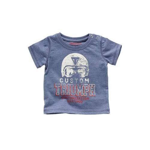 GENUINE TRIUMPH ELLIS BABY T-SHIRT KIDS T SHIRT CHILD JUNIOR T-SHIRT MJTS16046