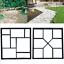 Indexbild 1 - Quadrat Pflasterform DIY Schalungsform Schablone Betonpflaster Gießform Gehweg