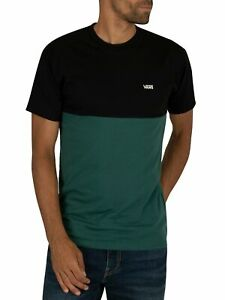 Vans-Men-039-s-Colorblock-T-Shirt-Multicoloured