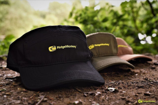 Ridgemonkey Ridge Monkey /'The General/' Baseball Cap Hat Carp Fishing Headwear