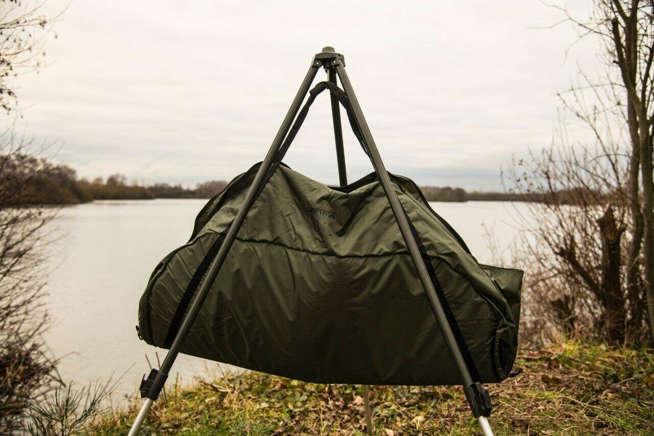 Fishing Unhooking Multi Cradle Mat & Weigh Tripod Combo, RRP .99 CMM