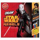 Draw Star Wars Rebels Book | Editors of Klutz PB 0545703247 BAZ