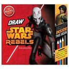 Draw Star Wars Rebels 9780545703246 by Editors of Klutz
