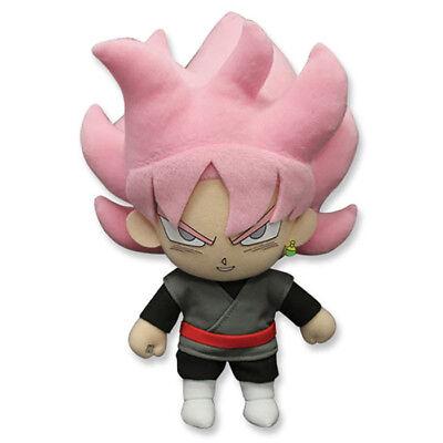 Dragon Ball Super Z Super Saiyan Rose Goku Black Plush Figure Official Licensed