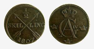 pcc2110-3-SVEZIA-SWEDEN-Gustaf-IV-1-2-Skilling-1807